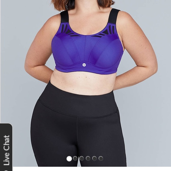 Cacique Other - Convertible High Impact Bra